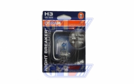 BOMBILLO H3 NIGHT BREAKER Modelo Universal