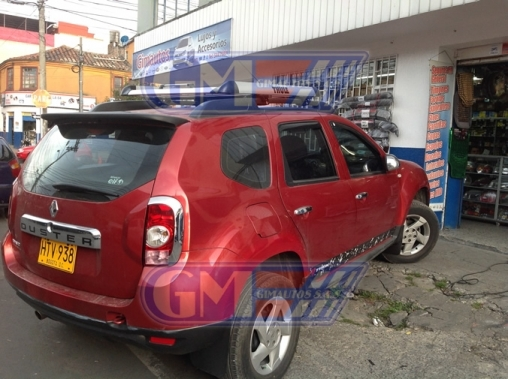 Cromados Stop Renault Duster